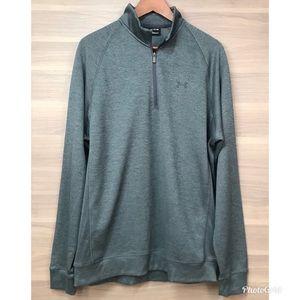 Under Armour Men's Quarter Zip Pullover Sweater